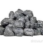 pile-coal-isolated-white-29555591